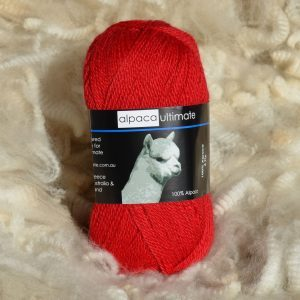 4 Ply Red