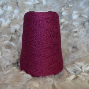 4 ply Dark Lilly Pilly Cone