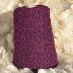 Boucle Ruby Cone